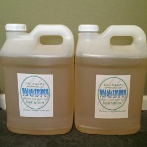 Organic Foam Machine Fluid